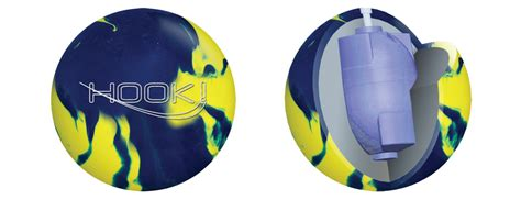 Hook Blue 900 global hook blue yellow bowling review bowling