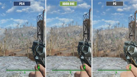 Fallout 4 Pc fallout 4 pc vs xbox one vs ps4 all things technology