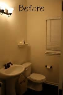 decorating a guest bathroom a beadboard wallpaper adventure