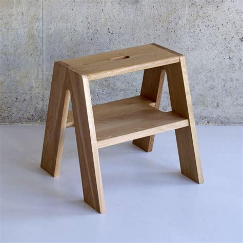 Oak Step Stool by Scp Sk001 Step Stool Oak