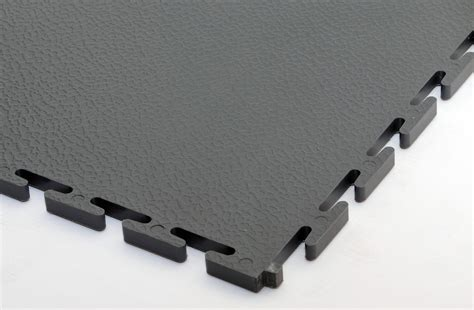 Heavy duty flooring tiles for commerce and industry