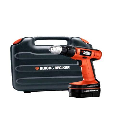 black decker india black decker epc12 12v cordless drill driver 16pcs kit