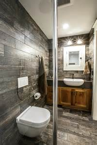 5 Foot Bookshelf Rustic Bathroom Photos Hgtv