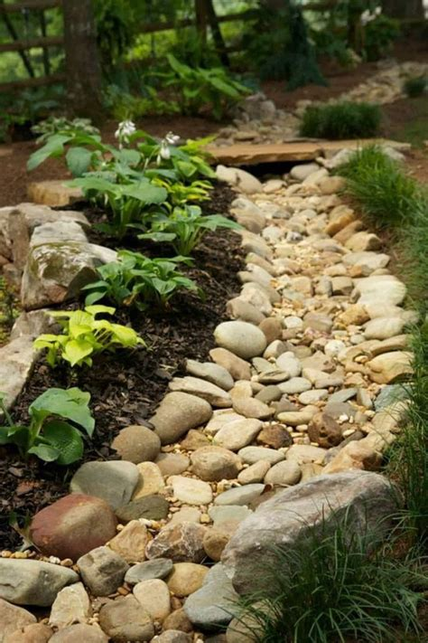 backyard drainage design backyard drainage trench with rocks good drainage for