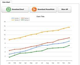 Excel Charts Templates by Powerpoint Excel Chart Data Templates Ghacks Tech News
