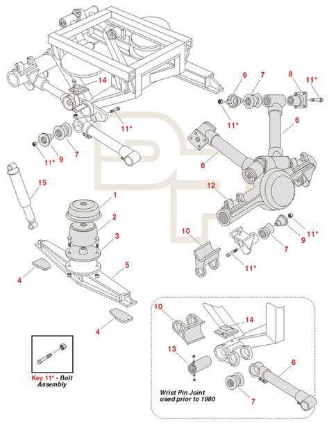 mack truck suspension parts diagram cadillac suspension