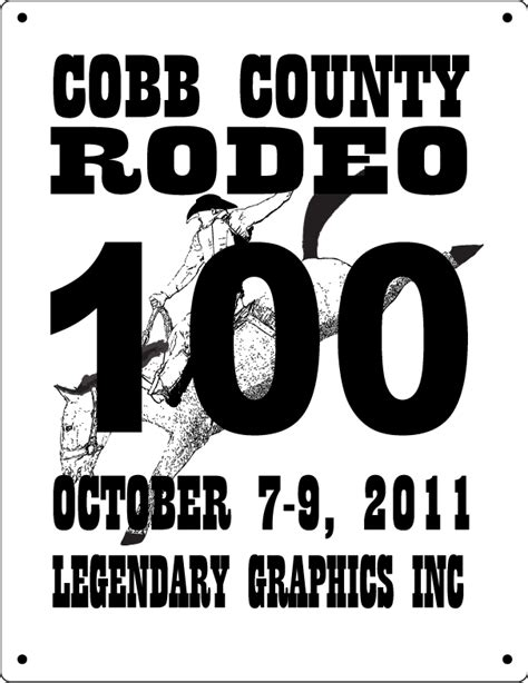 printable rodeo numbers legendary graphics rodeo services