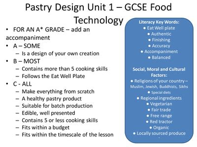 gcse food technology controlled assessment aqa a level food technology coursework websitereports118