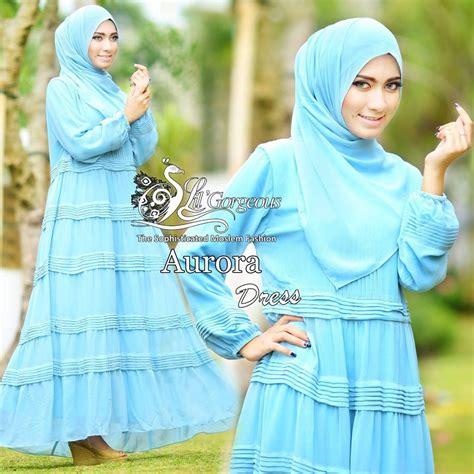 Paling Laris Gamis Pink Dress Busui Baju Menyusui Murah Viano D busana muslim paling laris pusat grosir baju muslim