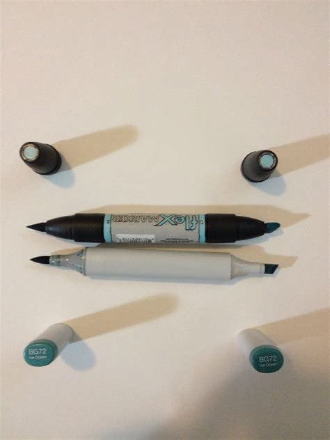 Nattosoup Studio Art And Process Blog Art Marker Showdown