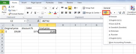 excel tutorial how to calculate percentages how to calculate percentage in excel tutorial the excel