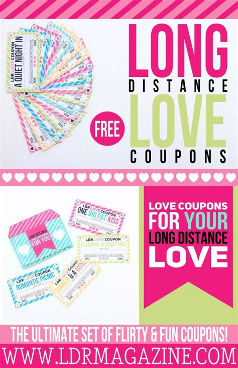 printable love coupons for couples long distance love coupons free printable long