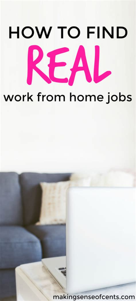 work from home scams and legitimate work from home