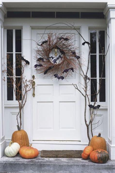 pin  megan starr  autumn halloween door decorations