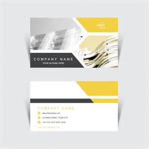 Ai Business Card Template Free by Business Card Template Vector Free