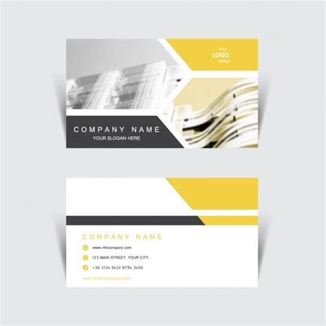 eps format visiting cards free download business card template vector free download