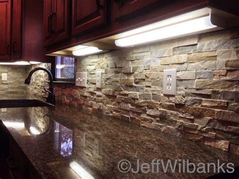 aaron lane copper tile rustic cedar kitchen cultured backsplash veneer picture thin veneer