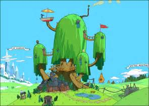 time tree auction adventure time tree house for auction