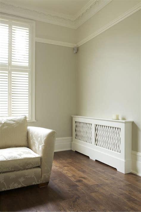 satin or eggshell for living room shaded white below rail slipper satin above rail rail in wimborne white some all white trim