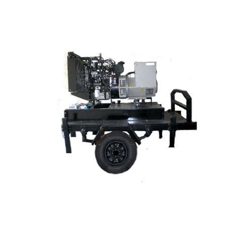 Mesin Isuzu 4jb1t genset isuzu vi30st central diesel