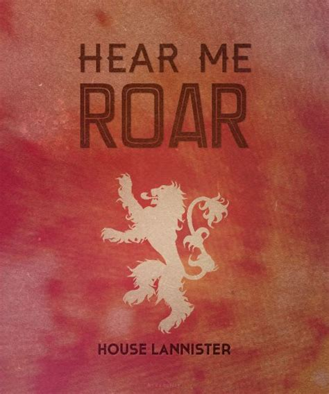 house lannister words lannister words game of thrones pinterest house and words