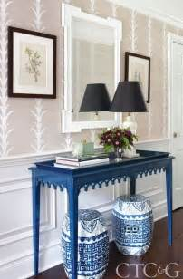 Entry Table With Stools 25 Best Ideas About Chinoiserie Chic On