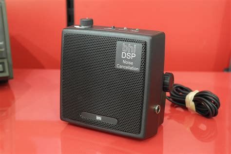 noise cancelling backyard speakers second hand bhi dspkr noise cancelling speaker radioworld
