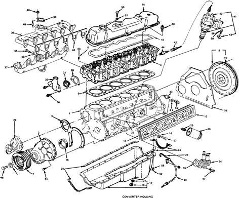 chevrolet    engine wiring diagram chevy   engine diagram   image