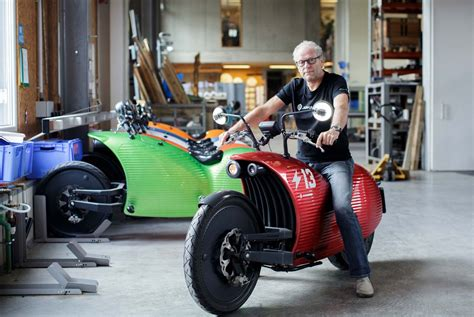 Elektro Motorrad Johammer by Electric Motorcycle Doubles As Residential Storage Battery