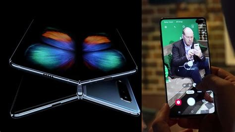 Samsung Galaxy S10 Foldable by Samsung Reveals Galaxy Fold And S10 5g News