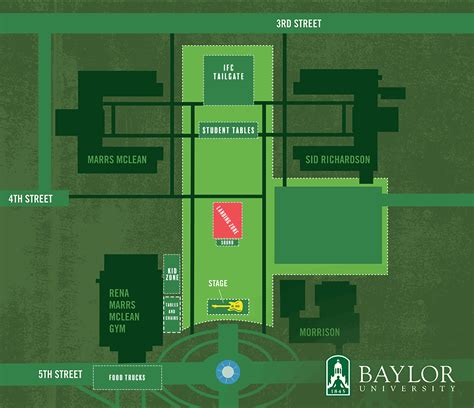 Baylor Mba Start Dates by Traditions Rally Student Gameday Baylor