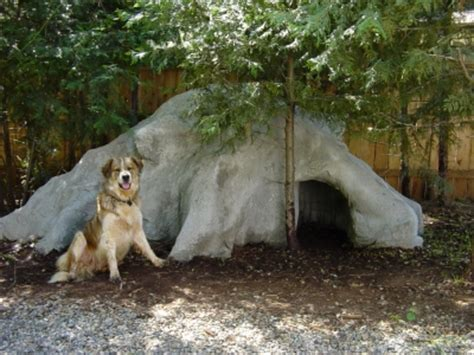 winter proof dog house custom dog houses the dog cave house