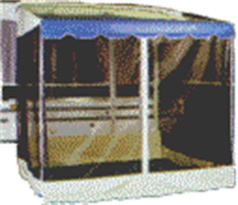shademaker bag awning bag awning screen attachments shademaker products corp
