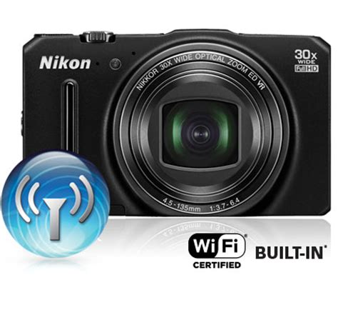 Wifi Nikon nikon coolpix s9700 wi fi digital compact wi fi digital from nikon