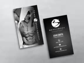 Beachbody Business Cards Templates by Beachbody Business Card 10