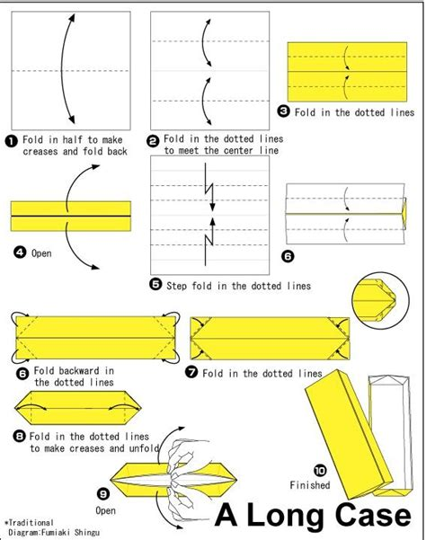 How To Make An Origami Rectangle Box - 17 best images about boxes and ideas on