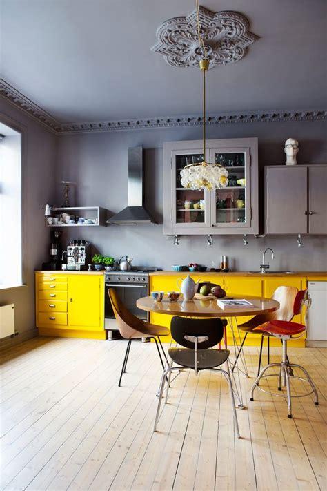 cuisine et decoration le gris dans la cuisine cocon de d 233 coration le