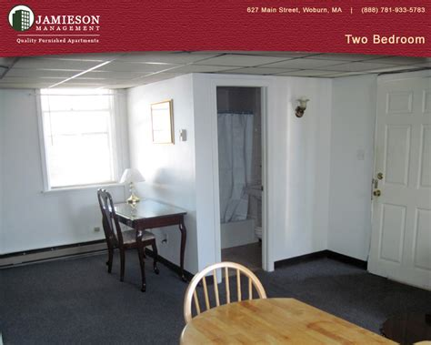 two bedroom apartment boston furnished apartments boston two bedroom apartment 627 main street woburn ma