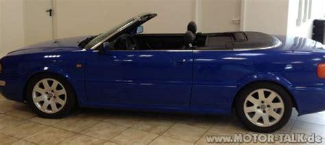 Audi 80 Cabrio Kaufberatung by Blau Audi 80 Cabrio Farbe Original Kaufberatung