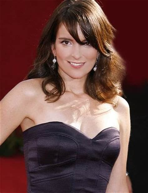 Tina Fey Hairstyle by Tina Fey Hairstyles Hairstyle Ideas