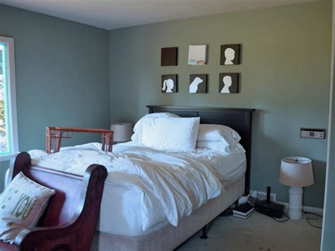 bedroom makover a master bedroom makeover under 150 hgtv