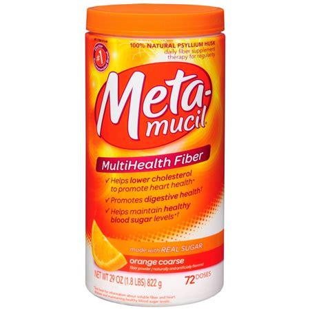 Fiber Herb Tablets Original metamucil metamucil coarse milled original texture fiber supplement powder orange flavor 72