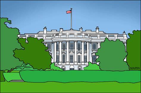 White House Clipart washington dc white house clipart clipartsgram