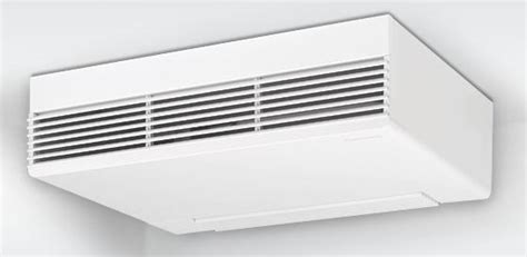 ventilconvettori a soffitto impianti di riscaldamento
