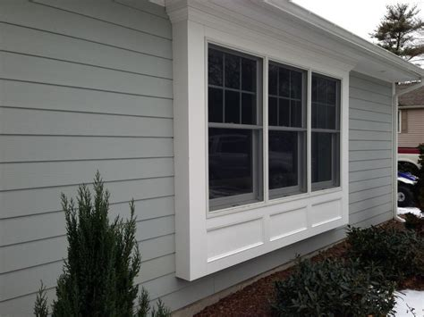 box bay window box bay window exterior traditional with white frame hung