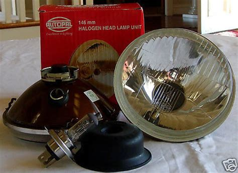 Reflektor Bulat 5 3 4 Autopal 5 3 4 quot 4000 h5006 h4 headlights with city lights ebay