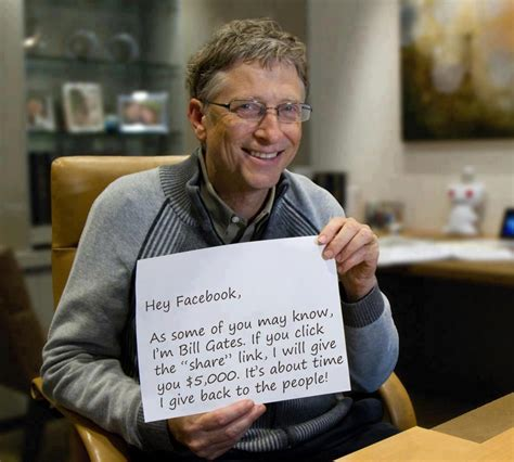 Money Giveaways - bill gates will no longer give out disney trips or free money through email or facebook