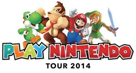 Kaos Mario Bros And Friends 17 Tx play nintendo tour kicks starting in los angeles