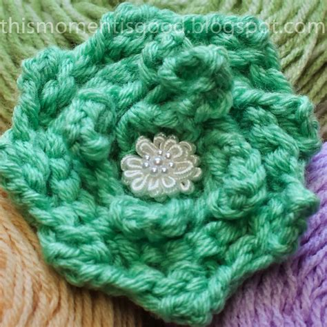 knitting pattern rose loom knit rose pattern loom knitting by this moment is good