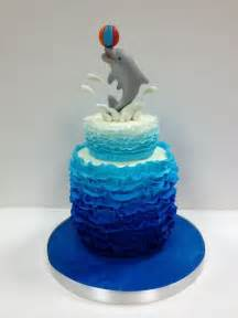 Toddler Boy Decorating Ideas Dolphin Cake O Fun With Marine Life Pinterest
